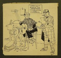 Image of [Cartoons] - Levering, Albert, 1869-1929